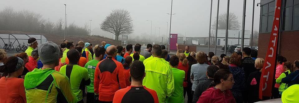 Sunday Spring Marathon Training Photo