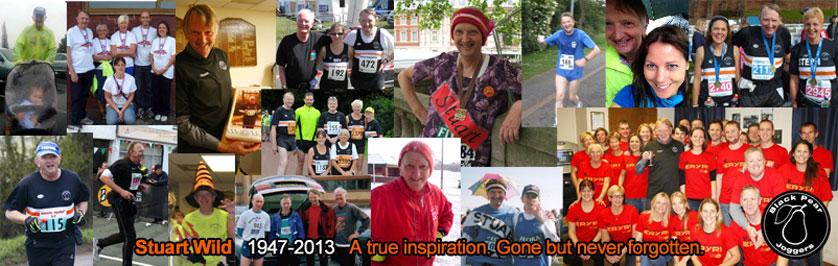 Stuart Wild 1947-2013 A true inspiration. Gone but never forgotten.
