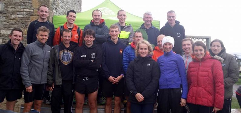 BPJ success at first Gloucestershire cross country race