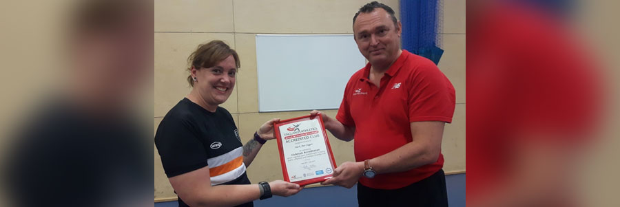 Reinforcing the Clubmark award