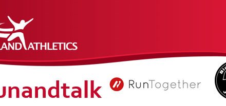 England Athletics News Release – #runandtalk