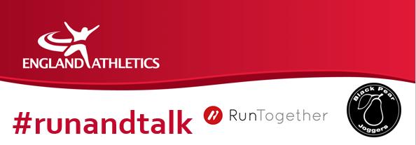 England Athletics News Release – #runandtalk