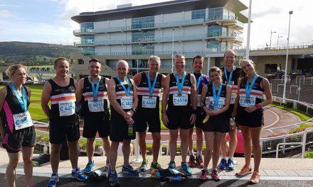 Race report – Cheltenham half marathon