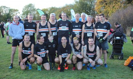 Cross Country – Race Report No. 2