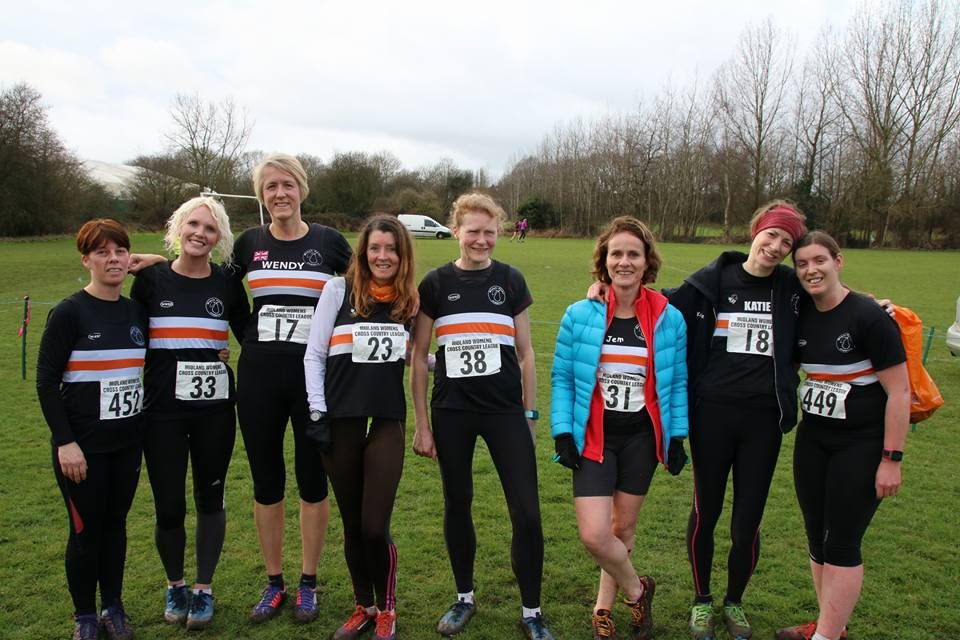 Midlands League Cross Country – Race 3