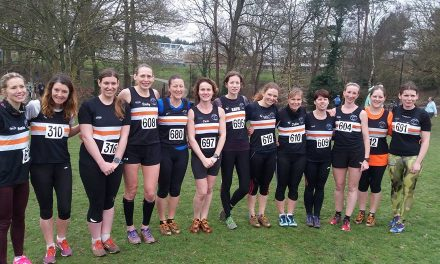 Gloucestershire League Cross Country – Race 4