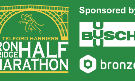 Ironbridge Half marathon 12/03/2017