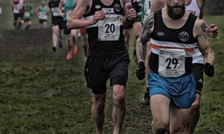 Midlands/Birmingham Leagues Cross Country race 2