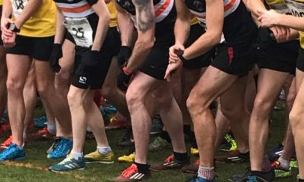 Midlands & Birmingham Cross Country Leagues race 3