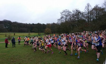 BPJ Success at Worcestershire County Cross Country Championships