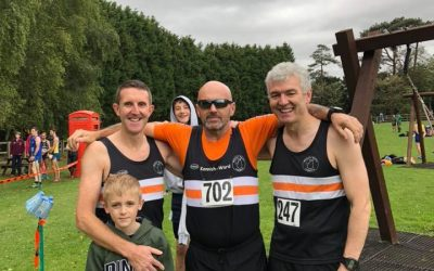 Gloucestershire League Cross Country race 1 – Old Down Country Estate