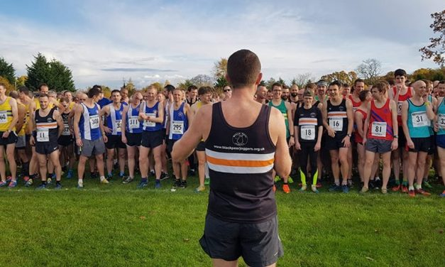 Midlands and Birmingham Cross Country Leagues' race 1
