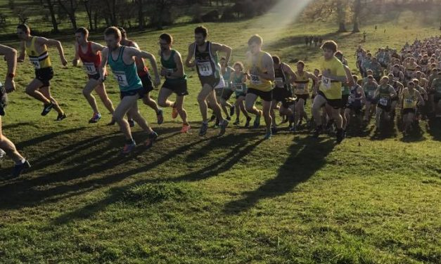 Midland & Birmingham Cross Country Leagues race 2 – 1 December 2018