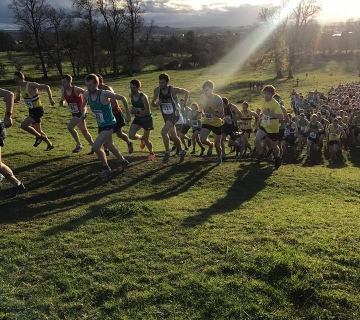 Midland & Birmingham Cross Country Leagues race 2 – 1 December 2018