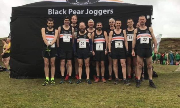Birmingham and Midland Cross Country Leagues race 3
