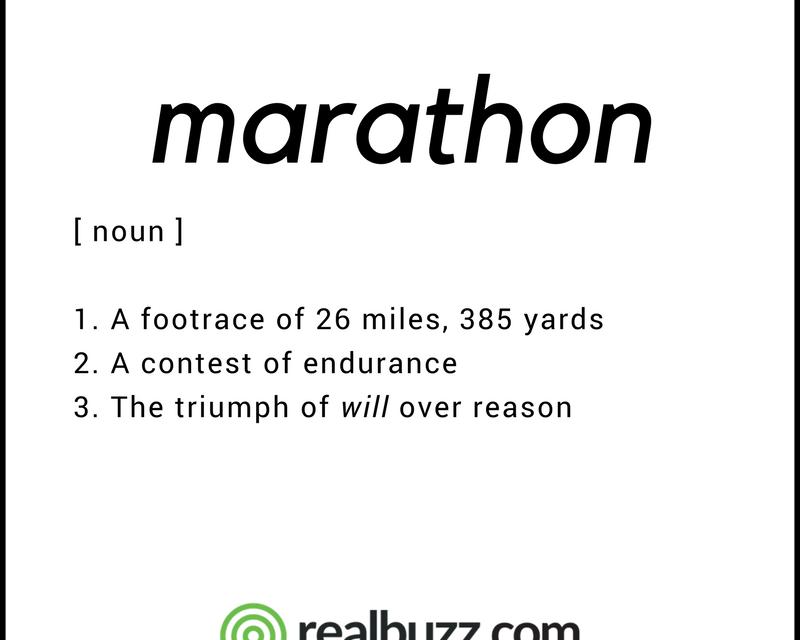 Marathon Training Coach Drop in Sessions