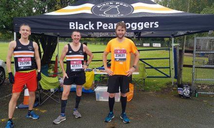 BPJs Complete the Virtual London Marathon