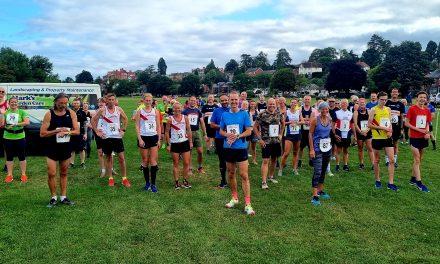Worcester Festival Run – Thank You
